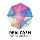 Realcash logo